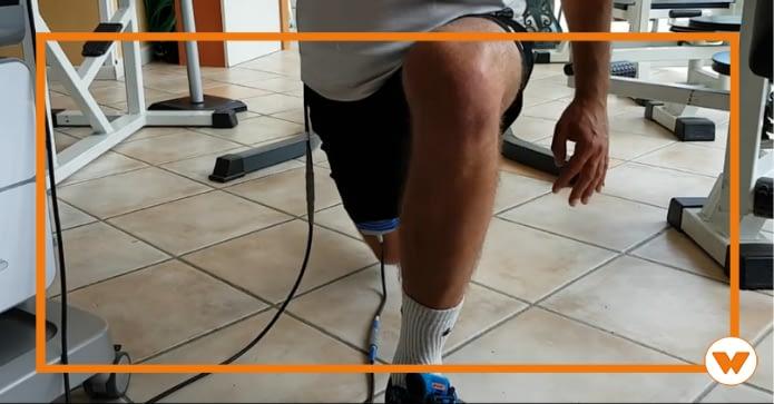 Réathlétisation avec tecar thérapie Winback