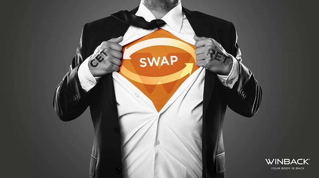 Innovation SWAP Winback