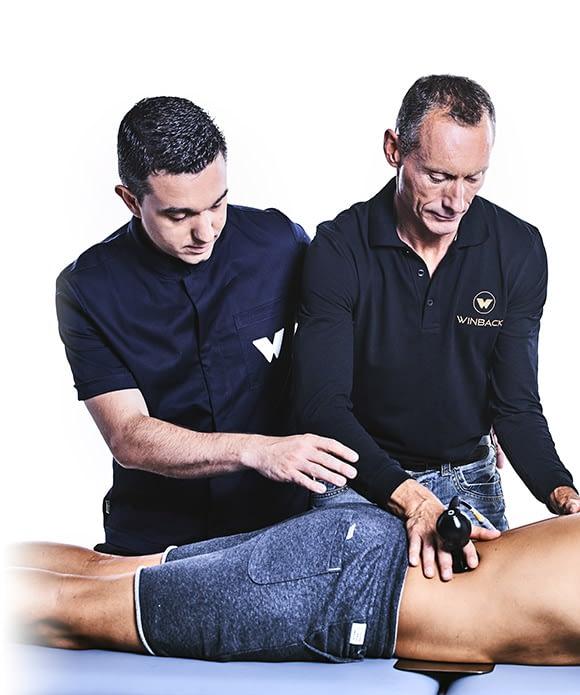 Winback physio treatment