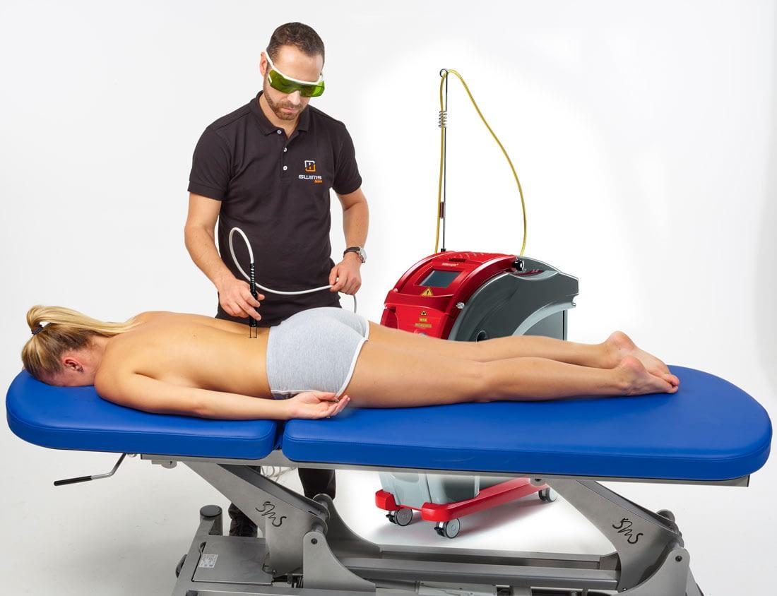 lasertherapie hilterapia
