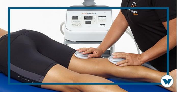 Cas clinique suite à une lésion du biceps fémoral traitée avec la tecarthérapie Winshock