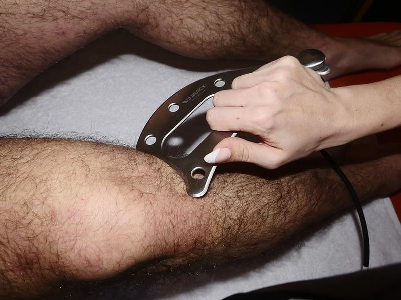 Traitement essuie-glace avec fascia